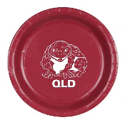 State Of Origin Tableware