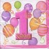 Girl Balloons