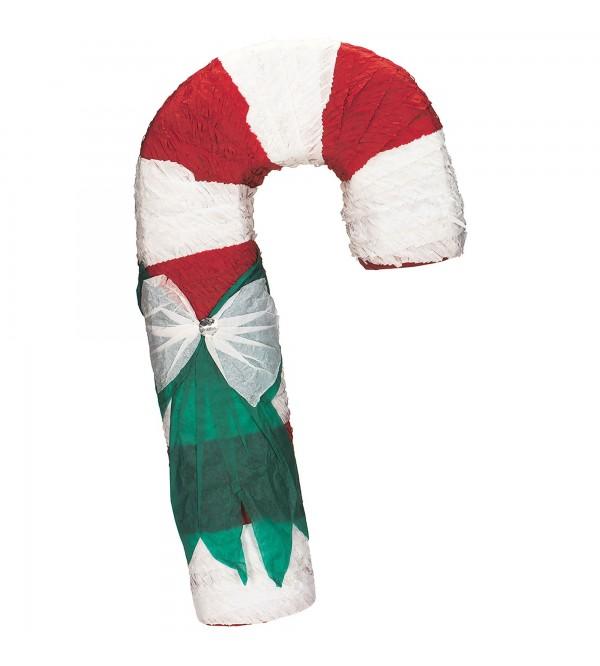 Christmas Candy Cane Pinata 54cm