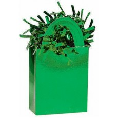 Green Tote Balloon Weight