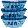 Baby Shower - General It's a Boy! Cupcake Cases 5cm Pack of 75