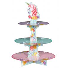 Magical Unicorn Treat Cupcake Stand