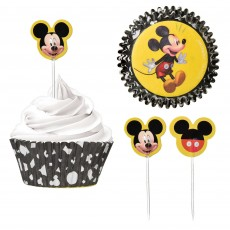 Mickey Mouse Party Supplies - Cupcake Cases Forever Picks