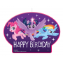 My Little Pony Party Supplies - Candle Friendship Adventures