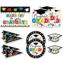 Graduation Value Pack Cutouts Pack of 12