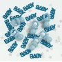 Blue Baby Shower - General Pacifier BABY Confetti