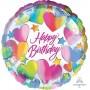 Valentine's Day Foil Balloons 45cm