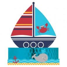 Ahoy Matey Centrepieces 30cm x 23cm