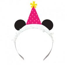 Panda - Monium Party Hats Pack of 8