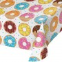 Donut Time Plastic Table Cover 137cm x 259cm