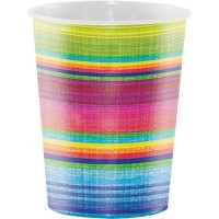 Caliente Plastic Cups 473ml Pack of 8