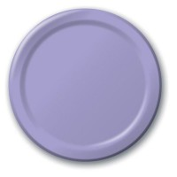 Lavender Lunch Plates 18cm Luscious Lavender Pack of 24