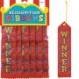 Misc Occasion Recognition Ribbons Winner Awards Pack of 12