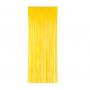 Yellow Plastic Door Decoration 2.4m x 91cm