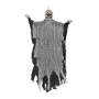 Halloween Medium Black Reaper Prop Hanging Decoration 61cm