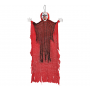 Halloween Large Scary Clown Prop Hanging Decoration 1.21m