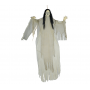 Halloween Life Size Creepy Girl Hanging Decoration 2.13m