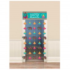 Diwali Curtain Door Decoration 99cm x 1.95m