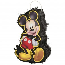 Mickey Mouse Party Decorations - Forever Mini Pinata