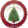 Christmas Party Decorations - Foil Balloon Standard Twinkling Tree