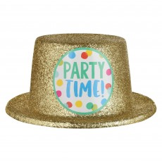 Dots Party Supplies - Happy Dots Top Hat