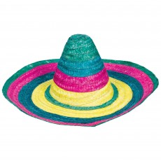 Mexican Fiesta Party Supplies - Sombrero