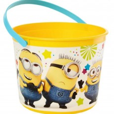 Minions Despicable Me Plastic Container Favour Box