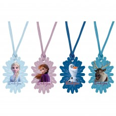Disney Frozen 2 Thank You Tags Misc Accessories 5cm x 7cm Pack of 8