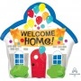 Welcome Party Decorations - Shaped Balloon Junior XL House
