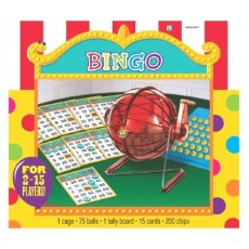 Misc Occasion Bingo Set Party Game