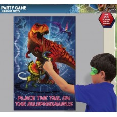 Jurassic World Party Games For up to 8 Guests