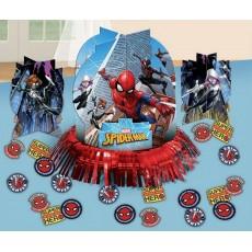 Spider-Man Webbed Wonder Table Decorating Kit