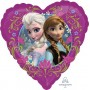 Heart Disney Frozen Standard HX Love Shaped Balloon 45cm