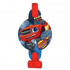 Blaze & The Monster Machines Blowouts 13cm Pack of 8