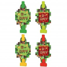 Minecraft TNT Blowouts 13cm Pack of 8