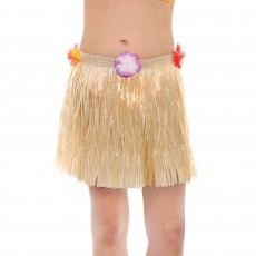 Hawaiian Party Decorations Skirt Child Costumes
