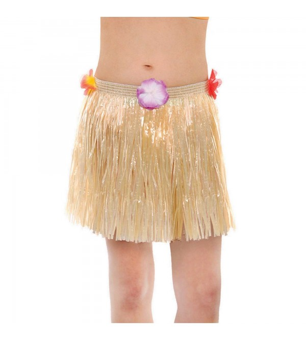 Hawaiian Luau Skirt Child Costume