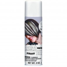 White Party Supplies - Hair Spray
