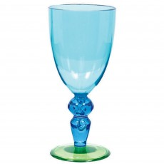 Mexican Fiesta Cool Wine Plastic Glass