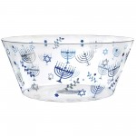 Hanukkah Party Supplies - Bowl Plastic Serving