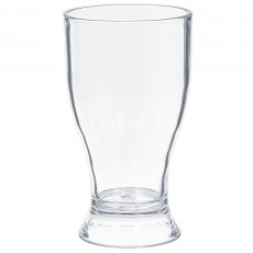 Clear Party Supplies - Plastic Glasses Mini Pilsner Beer Glasses