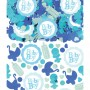 Baby Shower - General Bottles & Rattles Baby Boy Confetti 70g