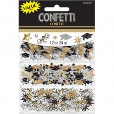Graduation Foil Confetti 34g