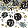 70th Birthday Sparkling Celebration Confetti 34g