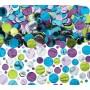 Pastel Coloured Dots Confetti 70g