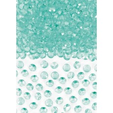 Robin's Egg Blue Gems Confetti 28.34g Single Pack
