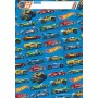 Hot Wheels Wild Racer Folded Loot Favour Bags 23cm Pack of 8