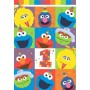 Elmo Turns One Loot Favour Bags 23cm Pack of 8