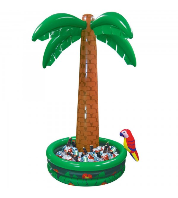 Hawaiian Inflatable Palm Tree Cooler 180cm