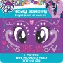 My Little Pony Party Supplies - Friendship Adventures Body Jewelry